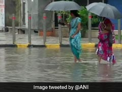 Mumbai Receives Heavy Showers, More Expected In Next 24 Hours