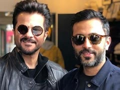 """Anil Kapoor's Birthday Wish For Son-In-Law Anand Ahuja: """"Born To Be Part Of Our Family"""""""