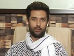 """Kalidas"": Nitish Kumar's Party Hits Back After Chirag Paswan's Covid Taunt"