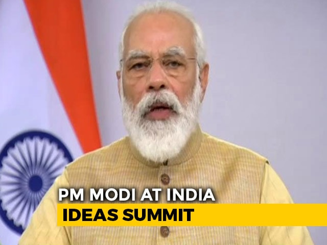 Video : Invest In Defence, Space, Says PM At US-India Business Council Summit