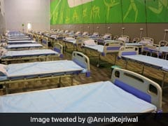 500-Bed COVID Care Centre Opens At Delhi's Commonwealth Games Village