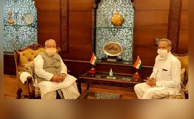Rajasthan Crisis Update: BJP की मदद के लिए उसके अघोषित प्रवक्ताओं ने व्हिप जारी किया: प्रियंका
