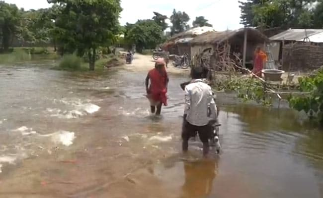 Bihar Floods: Close To Five Lakh People Affected