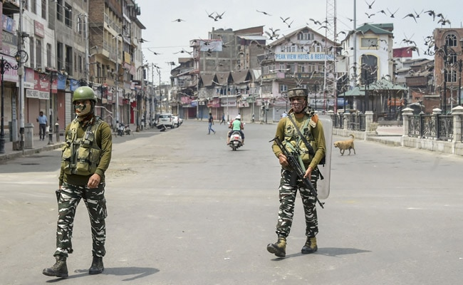Curfew In Kashmir A Year After Union Territory Move, Article 370 Scrapped
