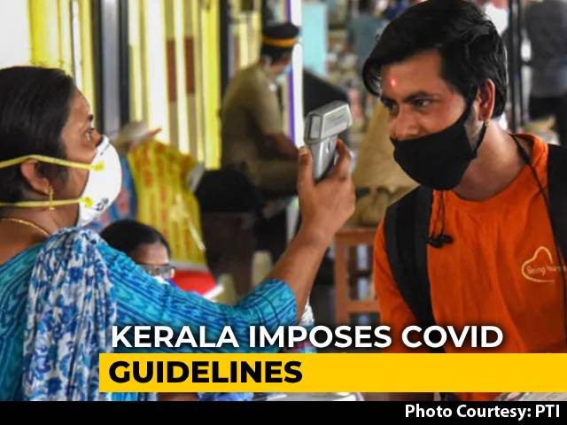 Video : Kerala Makes Coronavirus Safety Rules A Must For One Year