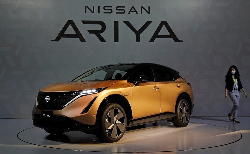 Sales of the Ariya will begin in Japan from mid-2021. US, Europe and China will get it later