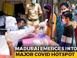 Video : Chennai Daily Covid Tally Dips As Cases Up In Other Tamil Nadu Districts