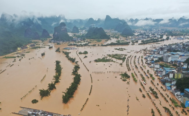 China Dam Collapse Could Be Black Swan Event For 94,000 Aging Structures