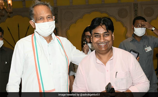 Govind Singh Dotasara Appointed As Rajasthan Congress Chief