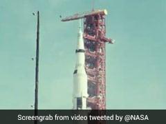 NASA ने 51 साल पहले ऐसे लॉन्च किया था Apollo 11, थ्रोबैक Video हुआ वायरल