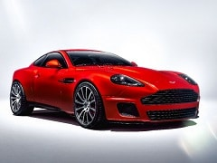 Aston Martin Callum Vanquish 25 Production Model Revealed