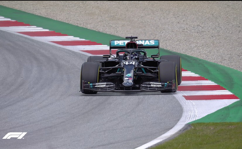 Lewis Hamilton secured his first win for 2020, while Bottas continues to lead the championship