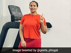 Geeta Phogat Expresses Desire To Make Comeback For Tokyo Olympics 2020
