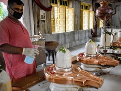 Sawan Somwar: Sanitizers At Temples, Devotees With Masks Amid COVID-19