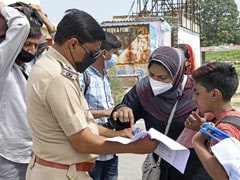 In UP District, Violators To Write <i>Mask</> <i>Lagaana</> <i>Hai</> 500 Times As Fine