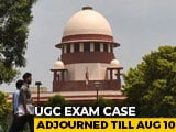 "Video : Students Should Prep For Exams, Not Assume..."": UGC In Supreme Court"