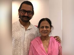 "Aamir Khan's Mother Tests Negative For COVID-19. ""Most Relieved,"" He Tweets"
