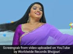 Bhojpuri Song: आम्रपाली दुबे के रोमांटिक सॉन्ग का जबरदस्त धमाल, खूब जमी निरहुआ संग जोड़ी- देखें Video