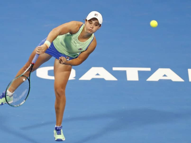 """Ashleigh Barty Pulls Out Of US Open Due To """"Significant"""" Coronavirus Risks"""
