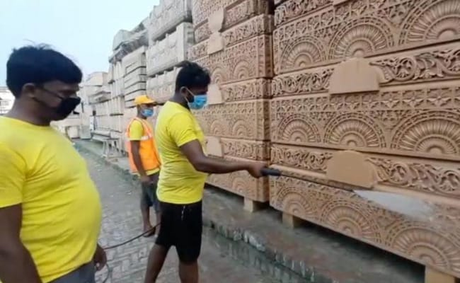 Ram Temple Groundbreaking Ceremony Likely In August First Week , PM Invited