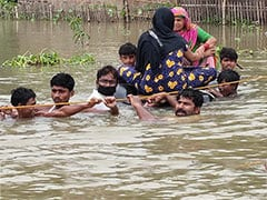 Nearly 83 Lakh People Affected In 16 Districts Due To Floods In Bihar