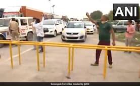 Videos Deepen Gangster Vikas Dubey's Encounter Mystery