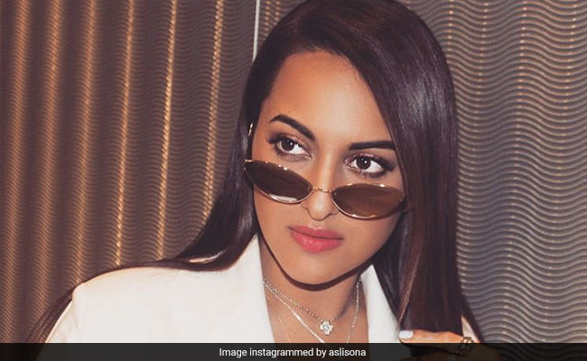 How Sonakshi Sinha Is Fighting A 'Pandemic Of Trolling'