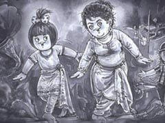 "Amul's Moving Tribute To ""Mother Of Choreography"" Saroj Khan"