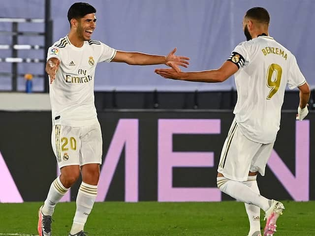 La Liga: Real Madrid Close In On Title After Win Over Alaves