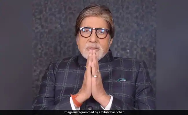 'My Gratitude Has No Bounds:' Coronavirus-Positive Amitabh Bachchan Tweets From Hospital