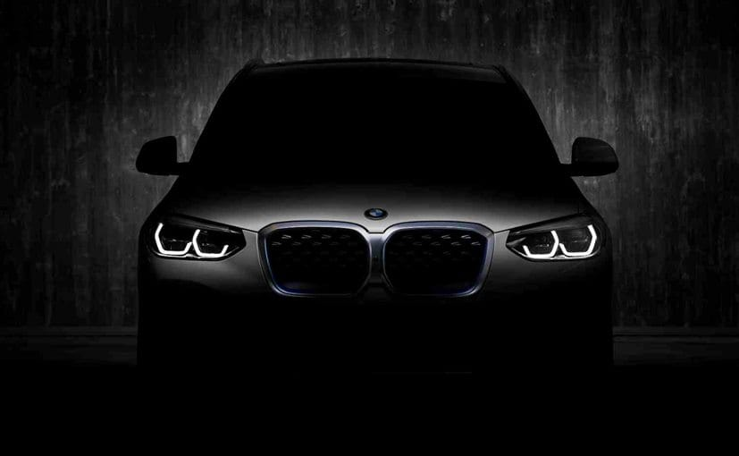 The BMW iX3 will be the first all-electric SUV from the Bavarian carmaker