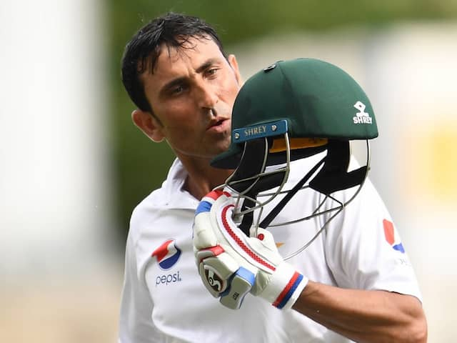 """Younis Khan Held A Knife To My Throat For Offering Batting Advice"", Reveals Grant Flower"