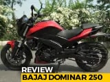 Video : 2020 Bajaj Dominar 250 Review