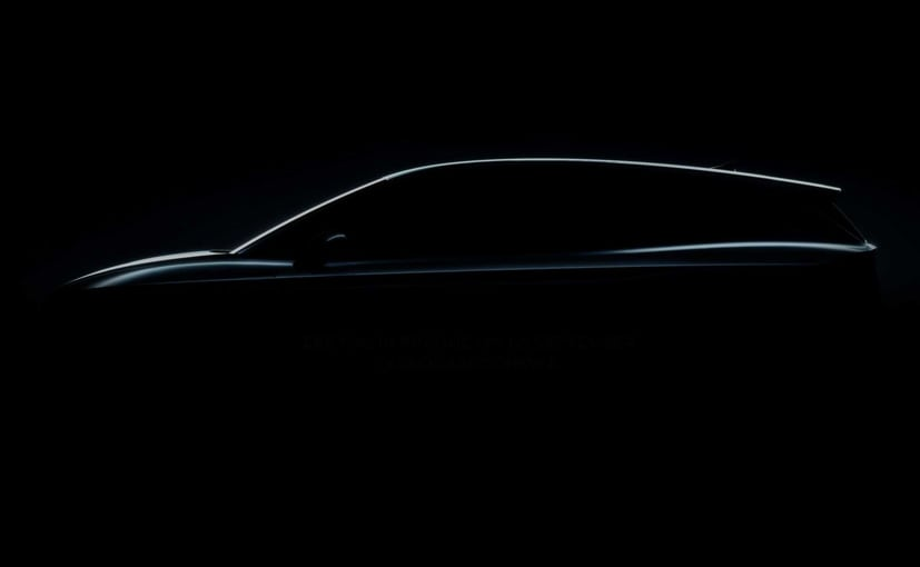 The Skoda Enyaq iV Electric SUV will be unveiled on September 1, 2020.