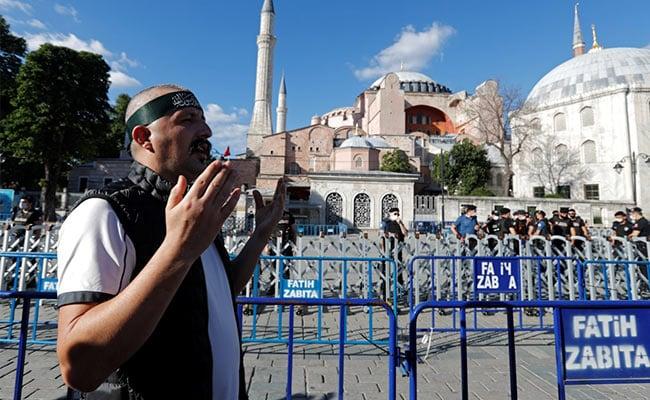 Turkey Turns Iconic Museum Hagia Sophia Into Mosque