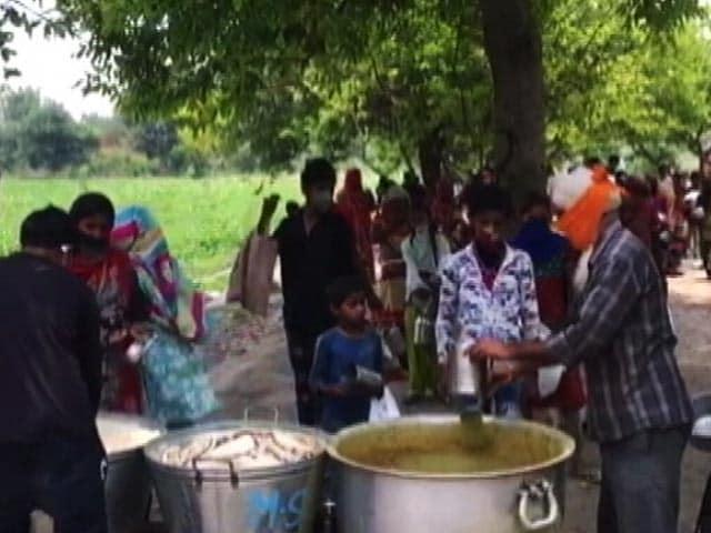 Video : Delhi's Gurdwara Bangla Sahib Lends Helping Hand During COVID-19