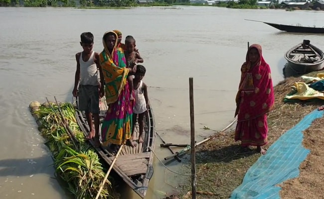 Assam Deaths Rise To 35, Over 13 Lakh People Affected Due To Floods