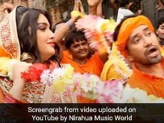 Bhojpuri Gana: आम्रपाली दुबे ने सावन में दिखाया 'कांवर के पावर', निरहुआ संग Video हुआ वायरल
