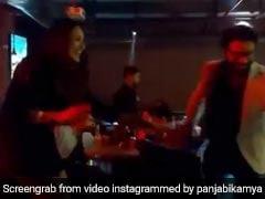 काम्या पंजाबी ने पति शलभ डांग के साथ पार्टी में जमकर किया डांस, Video हुआ वायरल