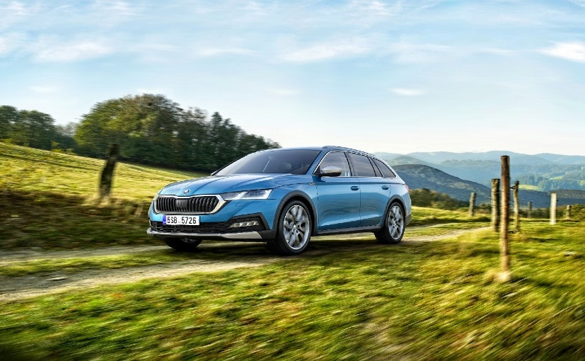The new Skoda Octavia Scout will get a mild hybrid variant.