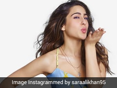 Sara Ali Khan Channels Sunny 'Sundaze' In A Chic Print Mixed Look
