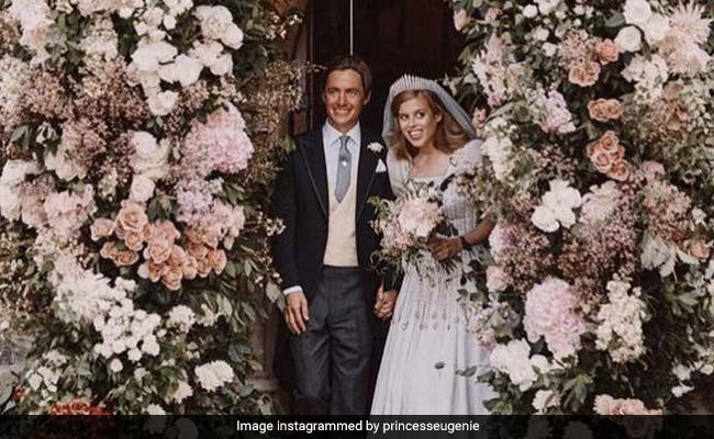 Inside Princess Beatrice S Secret Royal Wedding