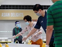 Singapore Residents Wear Masks, Gloves To Vote In Elections Amid Pandemic