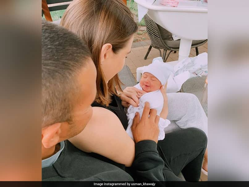 Australian Cricketer Usman Khawaja, Wife Rachel Blessed With Their First Child