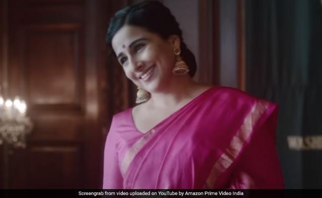 "Photo of As Shakuntala Devi, Vidya Balan Is Not Just A Genius But Also Meme-Worthy. ""Always Remember That"""