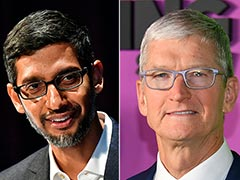 Apple, Google, Facebook, Amazon CEOs Face Hours Of Congress Grilling