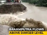 Video : Severe Flood Warning Issued For Assam, Arunachal As Heavy Rain Continues