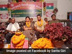 Nepal MP Sarita Giri Sacked For Defying Party Decision To Endorse New Map: Reports