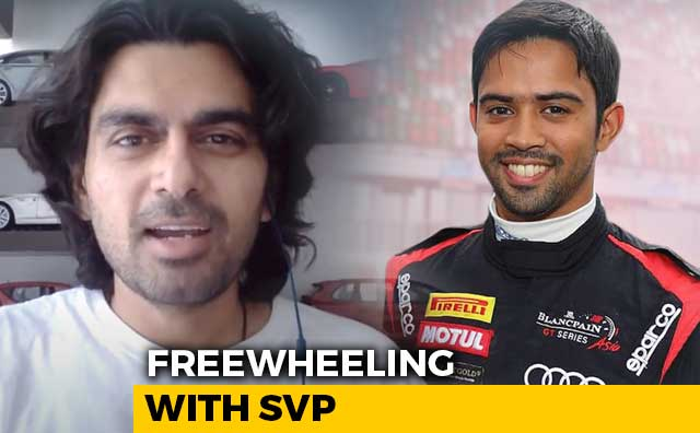 Video : Freewheeling With SVP: Live with Aditya Patel | carandbike