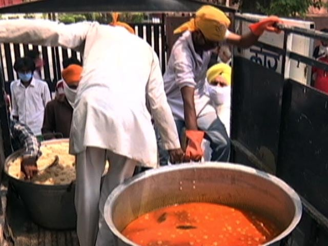 Video : <i>Langar</i> On Wheels In Delhi